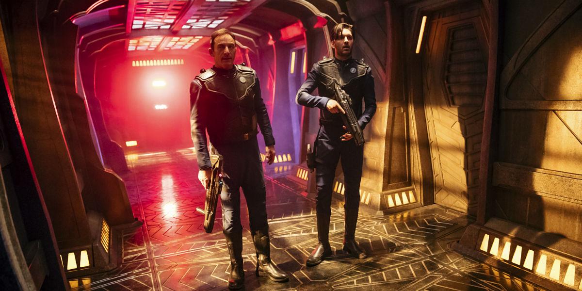 """""""Star Trek: Discovery"""" (Fot. CBS/Netflix)"""