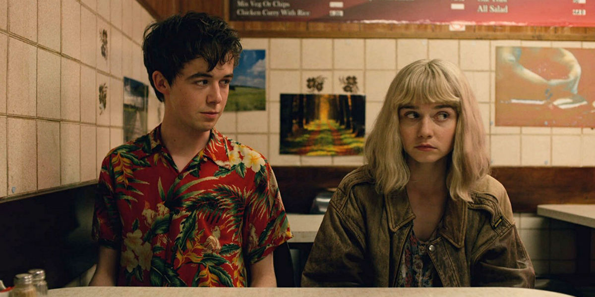 """The End of the F***ing World"" (Fot. Channel 4)"