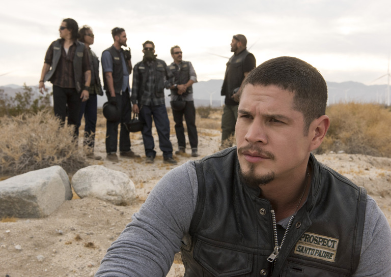 MAYANS MC – Pictured: JD Pardo as EZ Reyes. CR: Prashant Gupta/FX