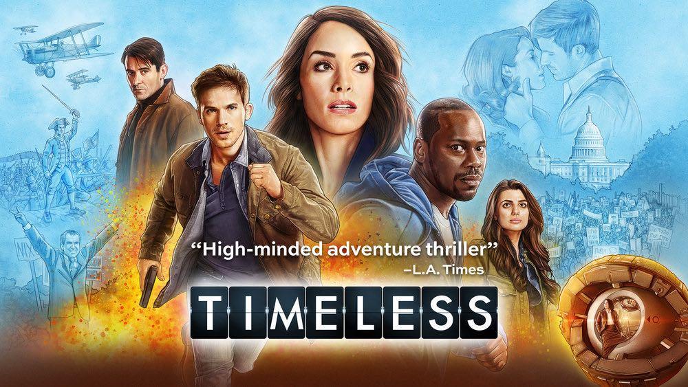 Timeless - Season 2