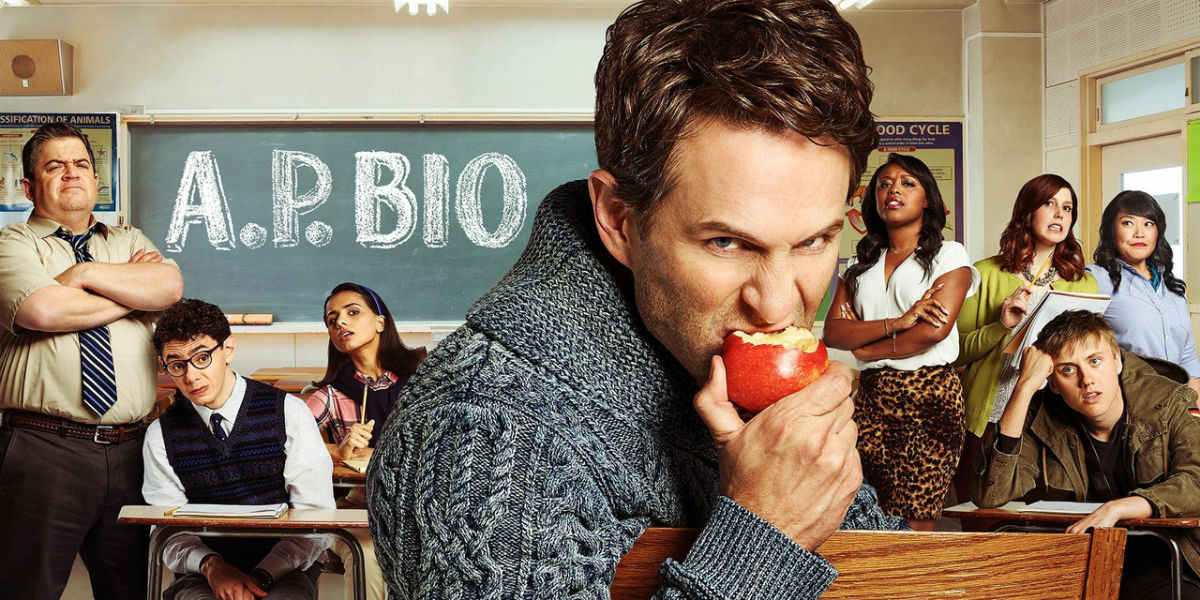 """A.P. Bio"" (Fot. NBC)"