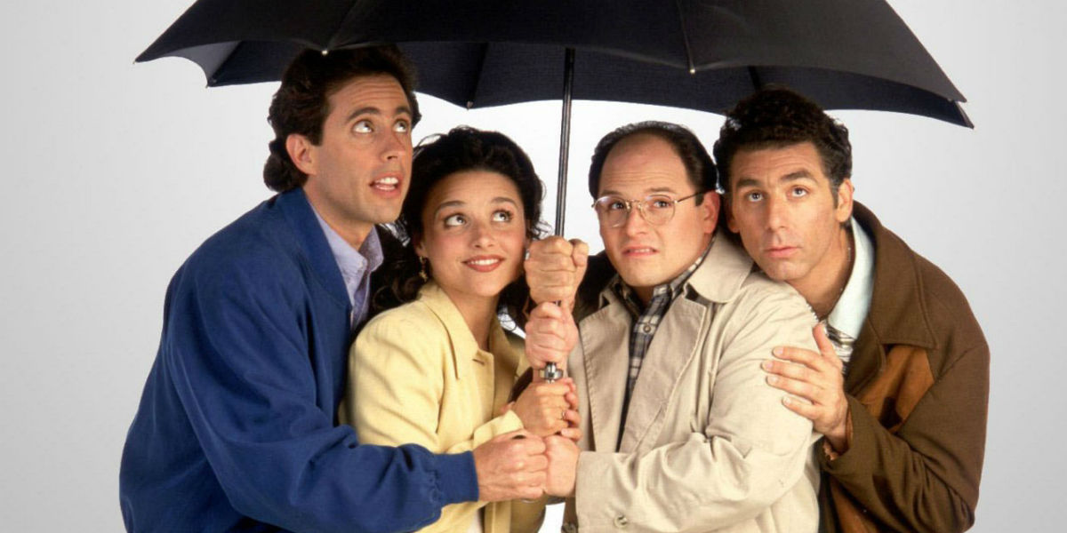 Kroniki Seinfelda kultowe komedie
