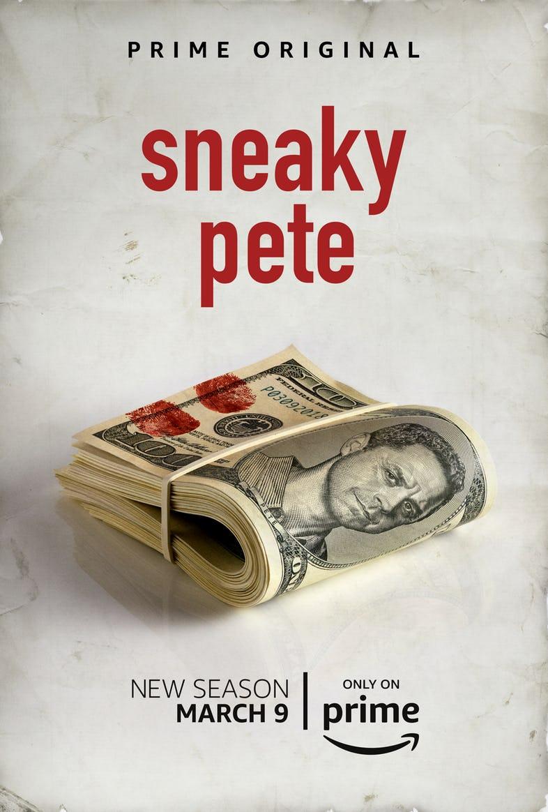 Sneaky Pete sezon 2