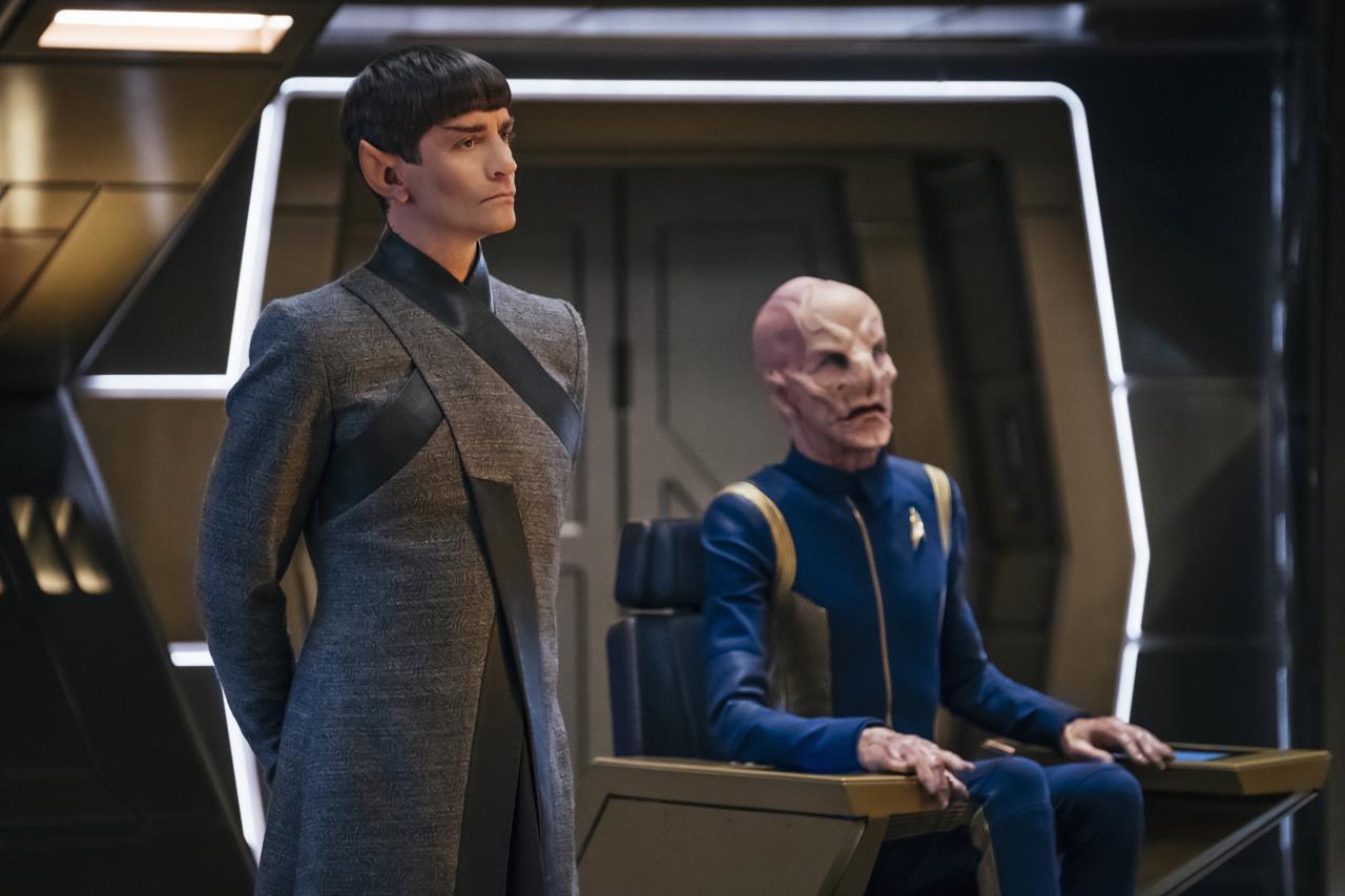 Star Trek: Discovery finał