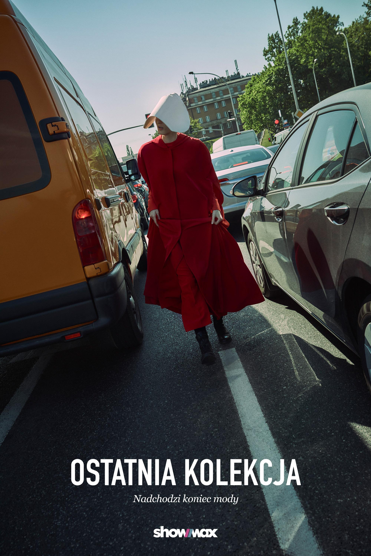 Ostatnia kolekcja - Opowieść podręcznej - Showmax - poster (1)