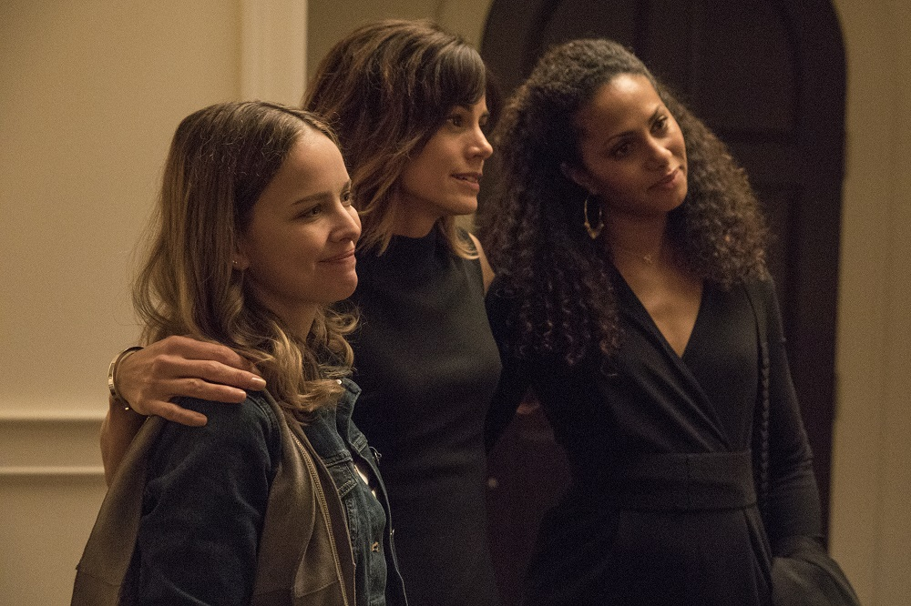 ALLISON MILLER, STEPHANIE SZOSTAK, CHRISTINA MOSES