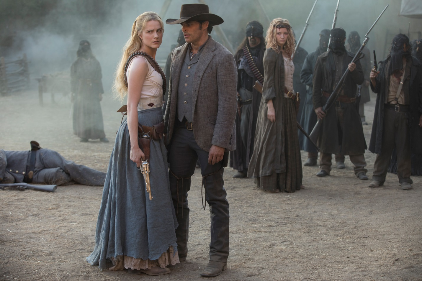 Westworld sezon 2 odcinek 3
