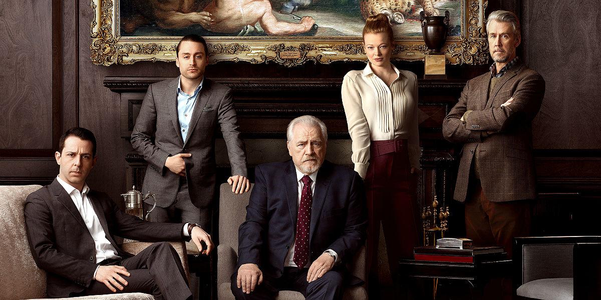 """Sukcesja"" (Fot. HBO)"