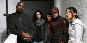 The Defenders sezon 2