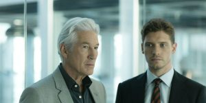 Richard Gere MotherFatherSon