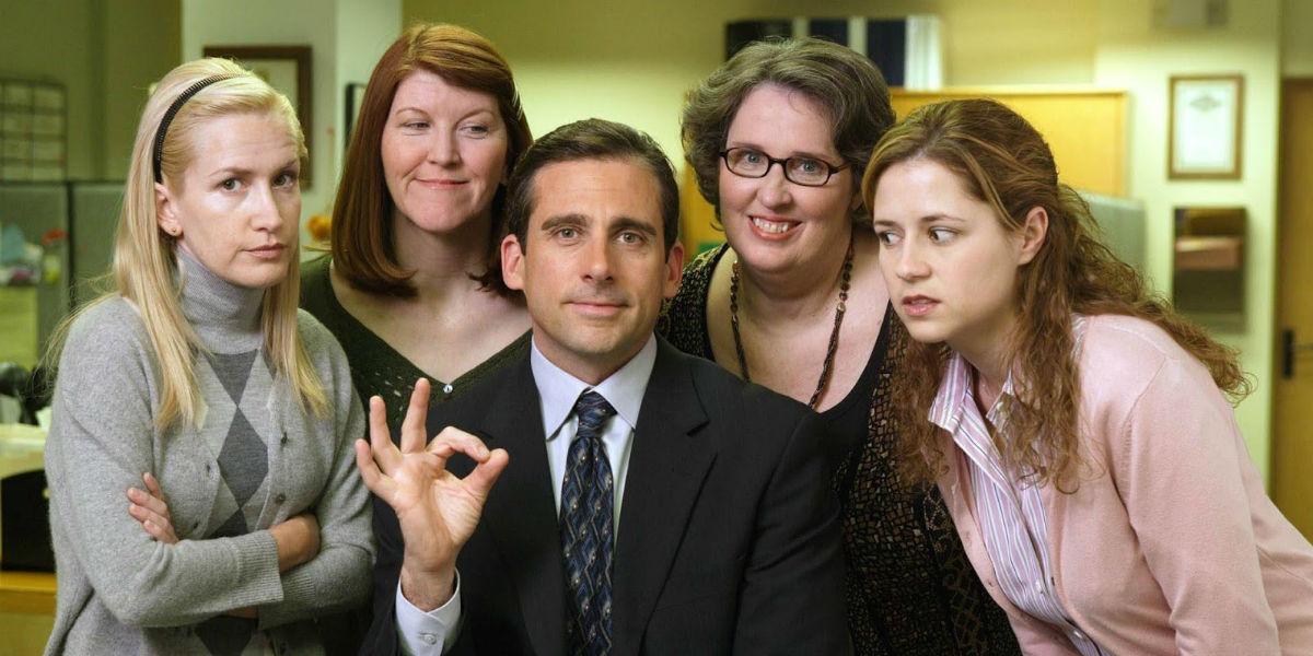 Biuro seriale komediowe