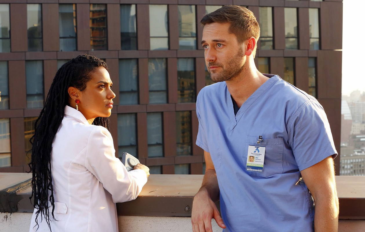 Szpital New Amsterdam recenzja opinie