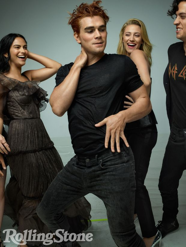 Riverdale Rolling Stone