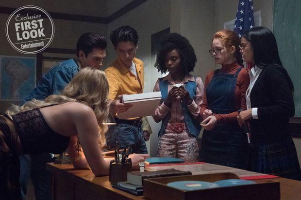 Riverdale sezon 3. retrospekcyjny odcinek