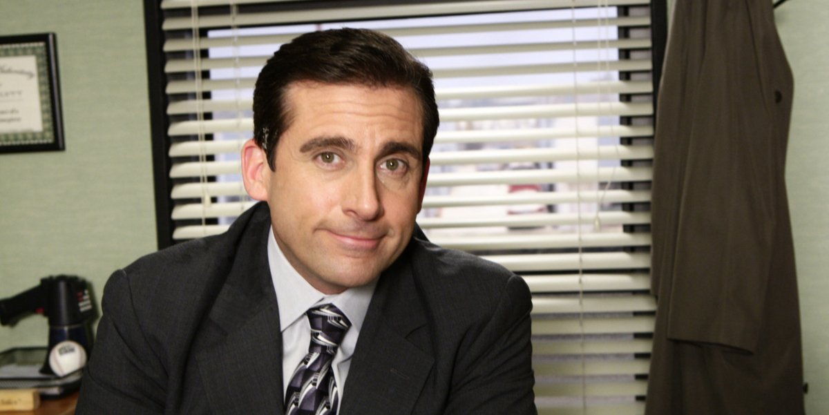 The Office Steve Carrel