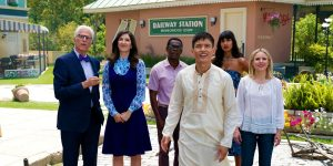 the good place wpadki z planu