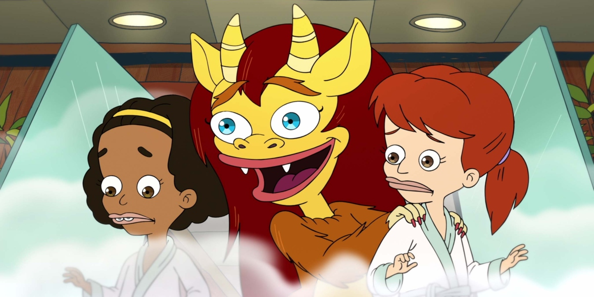 Big Mouth seriale netflix