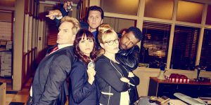 Angie Tribeca sezon 4