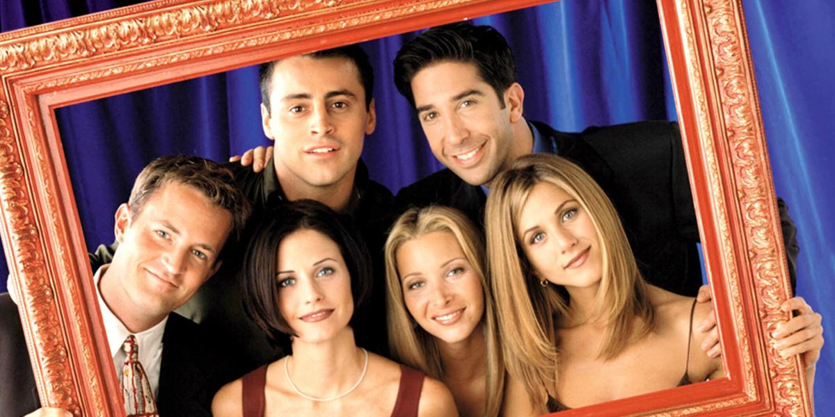 Przyjaciele bohaterowie serialu