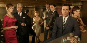 """Mad Men"" (Fot. AMC)"