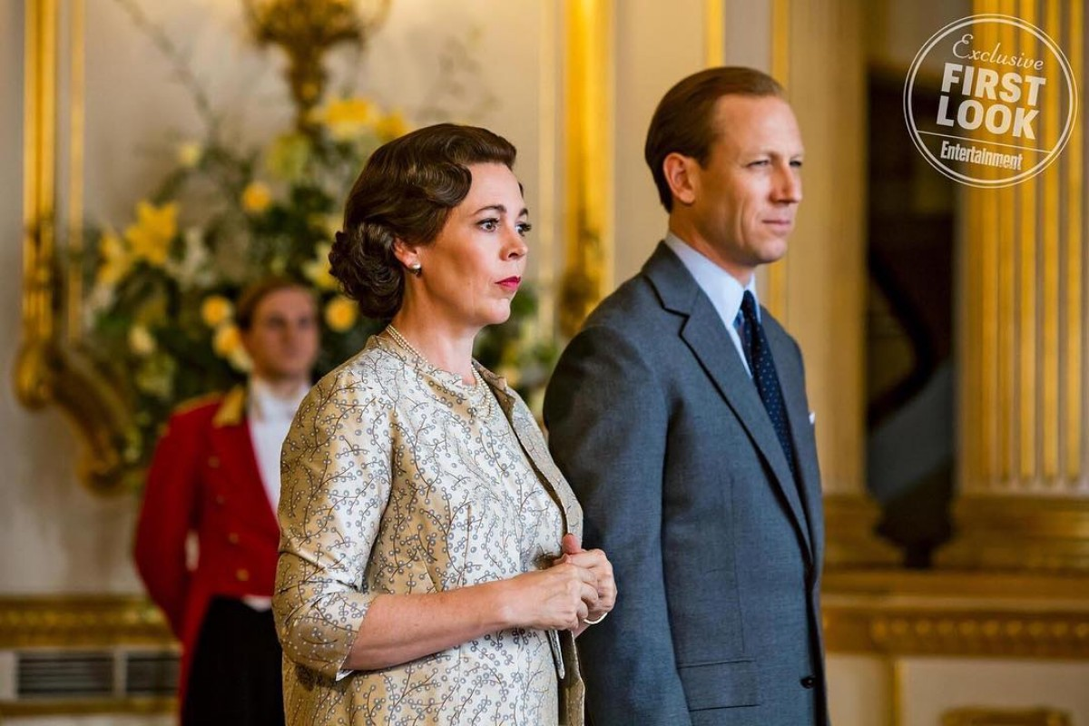 The Crown sezon 3 Tobias Menzies