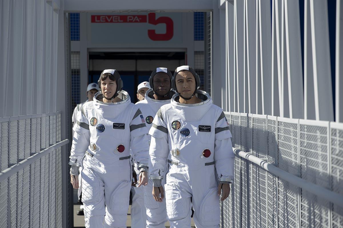 The First. Misja na Marsa