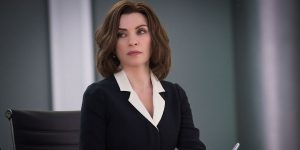the red zone Julianna Margulies