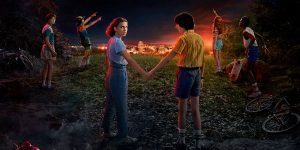 Stranger Things 3 plakat