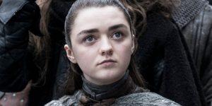 Gra o tron Arya sezon 8