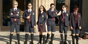 The Umbrella Academy recenzja