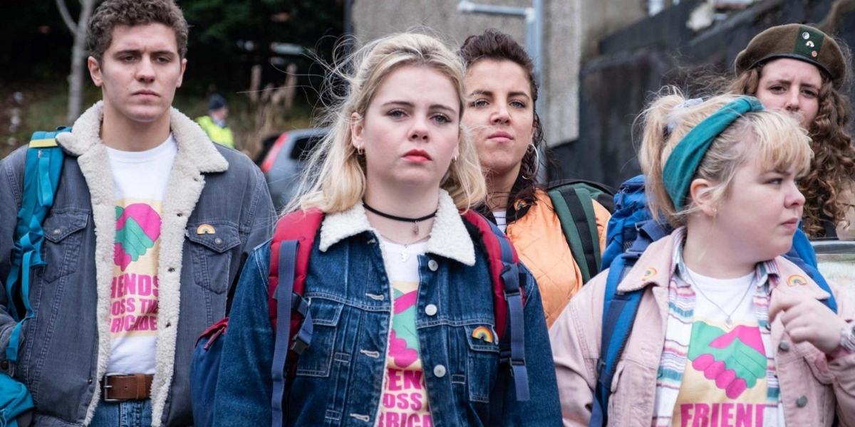 """Derry Girls"" (Fot. Channel 4)"