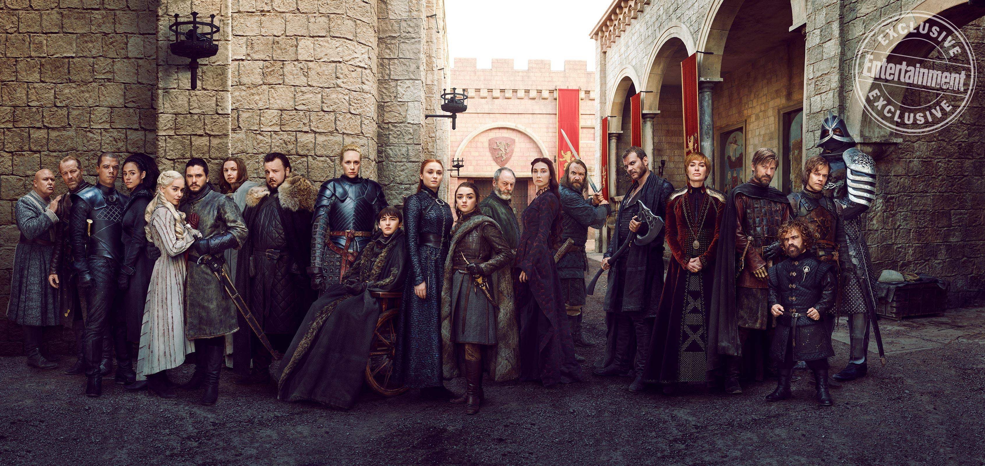 gra o tron sezon 8 bitwa