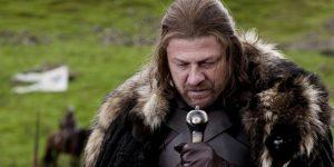Gra o tron Sean Bean śmierć Neda