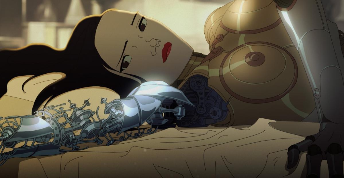Miłość, śmierć i roboty recenzja