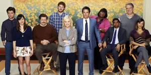 parks and recreation powrót