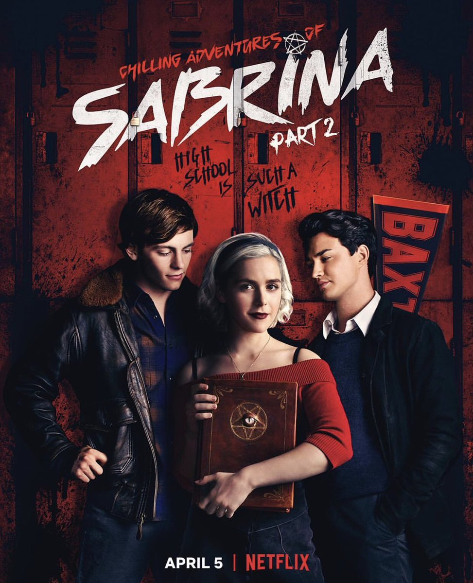 Chilling Adventures of Sabrina część 2