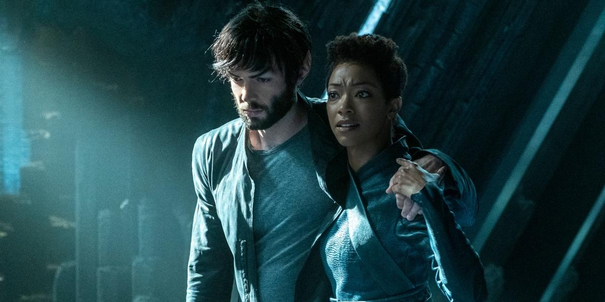 """""""Star Trek: Discovery"""" (Fot. CBS All Access)"""
