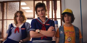 stranger things sezon 4 koronawirus Joe Keery