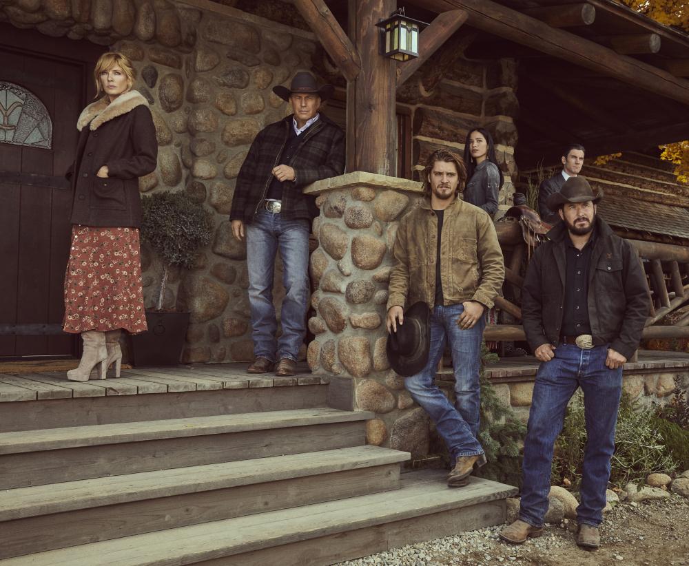 Yellowstone sezon 2