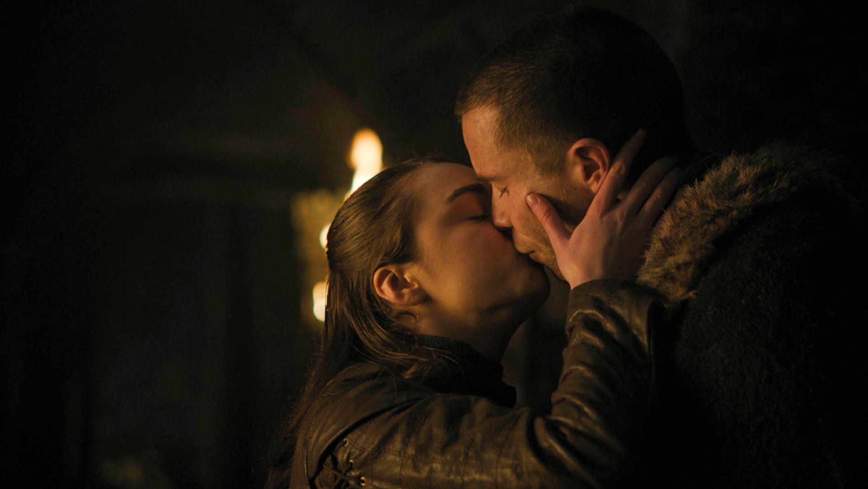 Arya Stark scena seksu