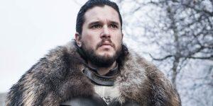 Gra o tron jon snow nocny król