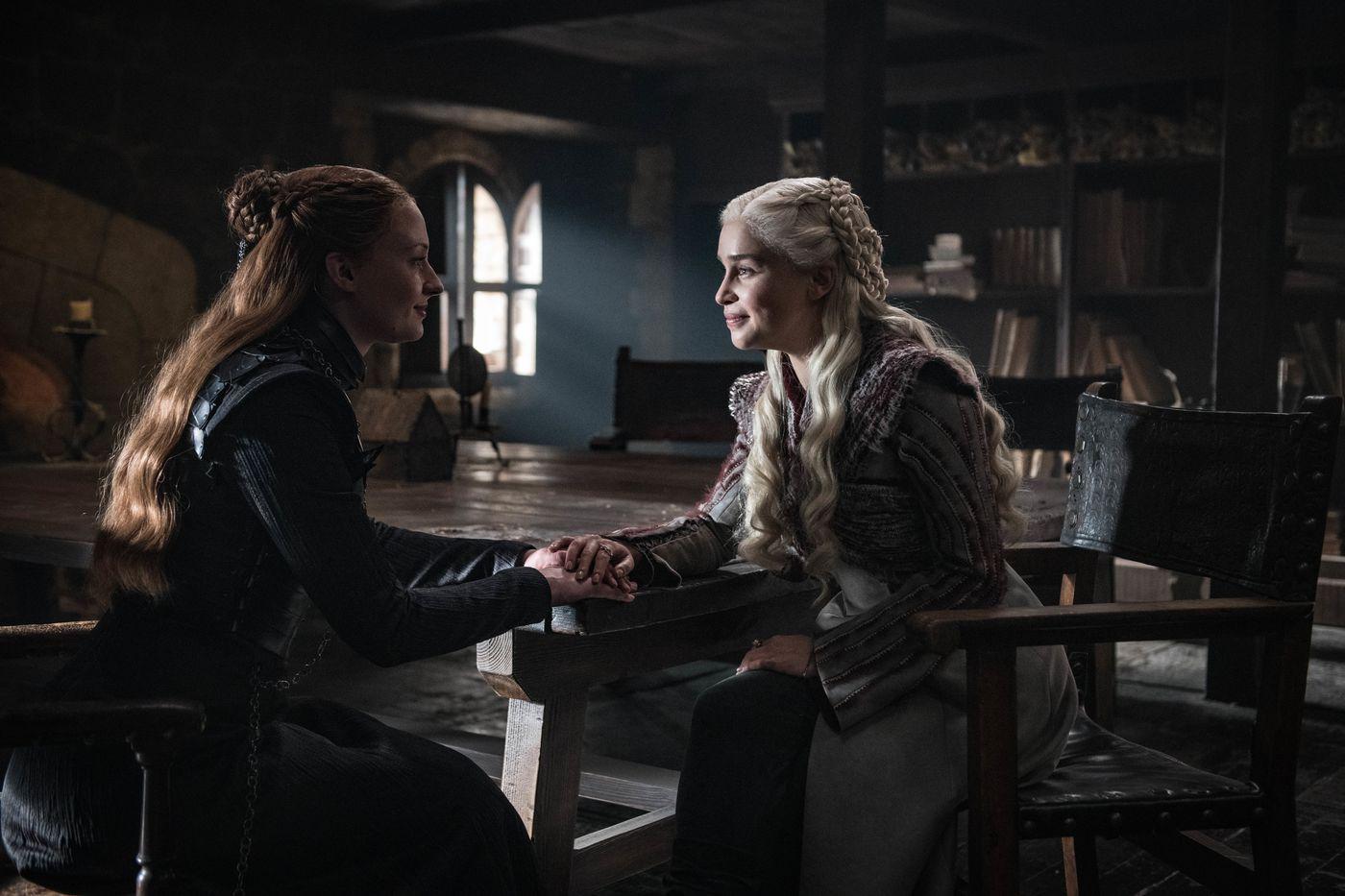 Gra o tron sezon 8 odcinek 2