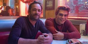 Riverdale Luke Perry KJ Apa
