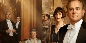 downton abbey film plakat