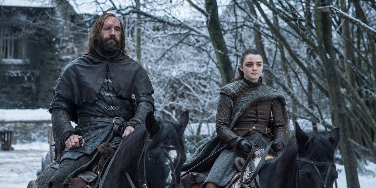 gra o tron Arya Ogar