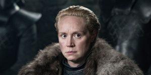 gra o tron sezon 8 emmy gwendoline Christie