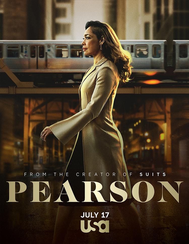 Pearson serial