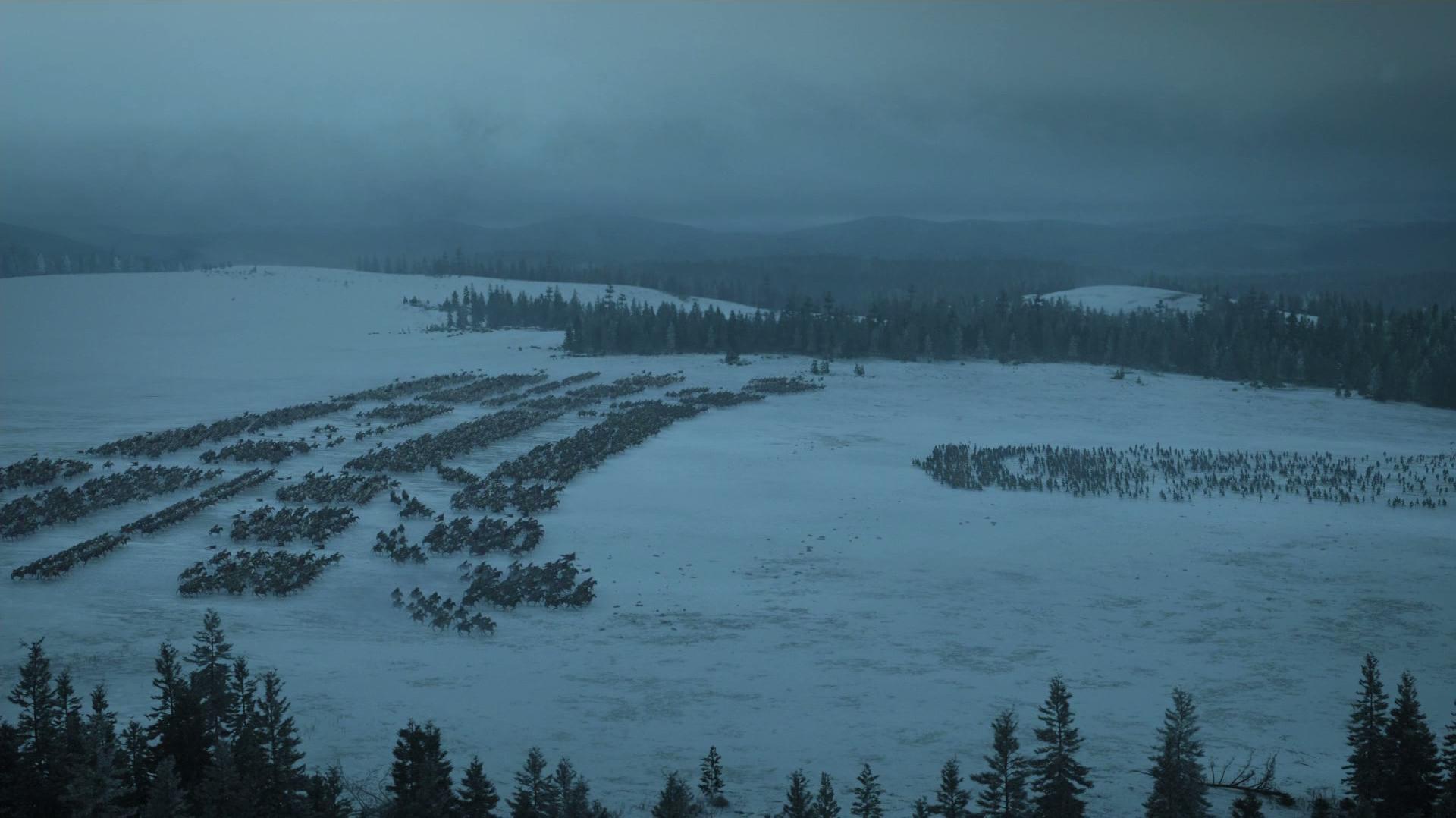 Gra o tron Winterfell