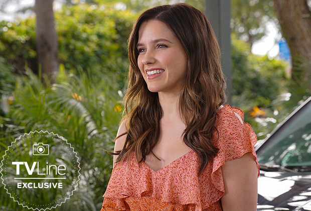 Jane the Virgin Sophia Bush