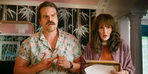 stranger things 4 sezon amerykanin david harbour
